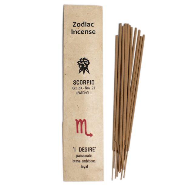 ароматические палочки Скорпион