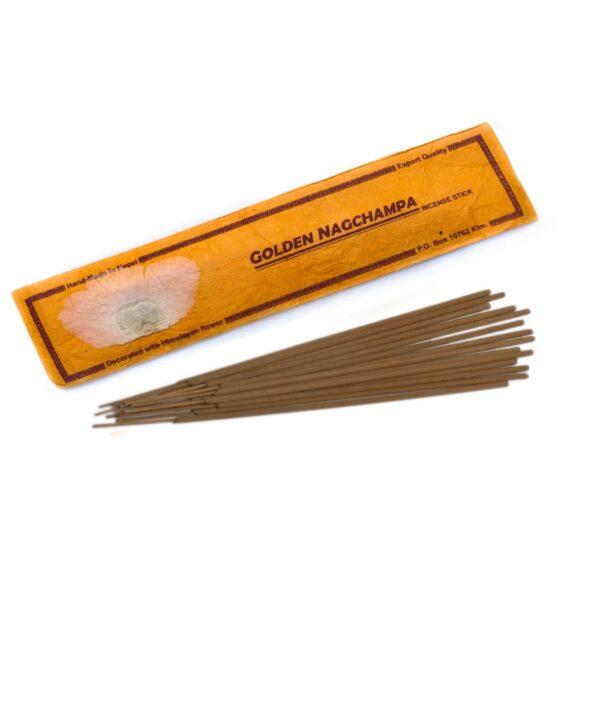 ароматические палочки Золотая Нагчампа